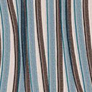 Lazy Stripes Poster by Bonnie Bruno