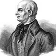 Lazzaro Spallanzani, Italian Biologist Poster
