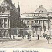 Le Palais De Justice Poster