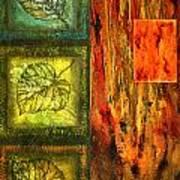 Leaf Whisper 3 Poster
