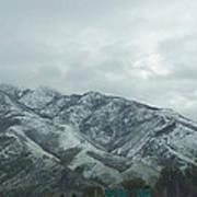 Leaving Salt Lake City Poster