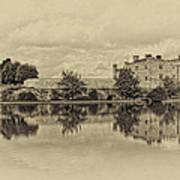 Leeds Castle Nostalgic Poster