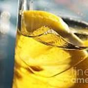Lemon Drink Poster