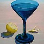 Lemon Twist Poster