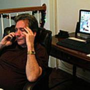Len Calling 2009 Poster