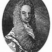 Lewis Morris (1671-1746) Poster