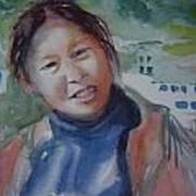 Lhamo-la Poster