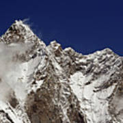 Lhotse And Lhotse Sar Poster
