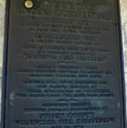 Liberty Engine Company Poster