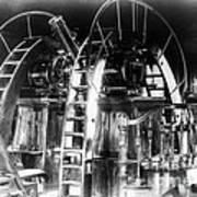 Lick Observatory, Meridian Instrument Poster