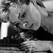 Lilith, Jean Seberg, 1964. Csu Poster by Everett