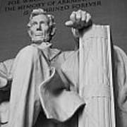 Lincoln Enshrined Poster