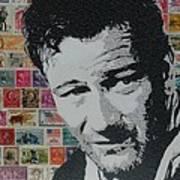 Literally John Wayne Poster