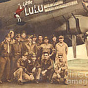Little Lulu Crew Poster