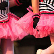 Little Pink Tutus Poster