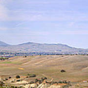 Livermore Valley Panorama Poster