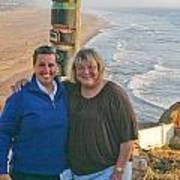 Liz And Karen Poster
