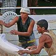 Loading Boat Poster