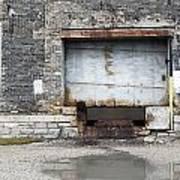 Loading Dock Door 1 Poster