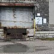Loading Dock Door 2 Poster