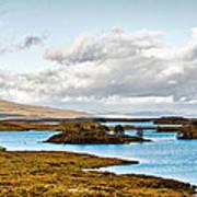 Loch Ba View Poster