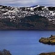 Loch Ness Poster