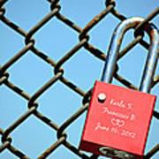 Locked Together Forever Poster