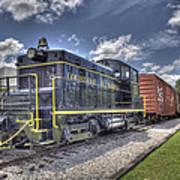 Locomotive II Poster