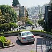 Lombard Street San Francisco Poster