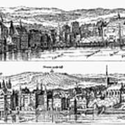 London, 16th Century Poster