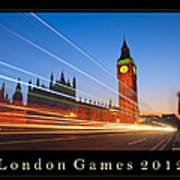 London Games 2012 Poster