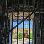 Looking Through The Bars Poster