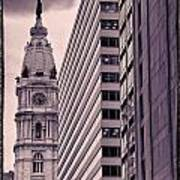 Looking Up In Philadelphia 7 Poster