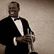 Louis Armstrong S Poster