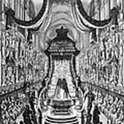 Louis, Duke Of Burgundy Poster