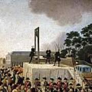 Louis Xvi (1754-1793) Poster