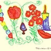 Love Symbols Poster