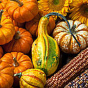 Lovely Autumn Poster