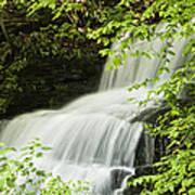 Loyalsock Waterfall Poster