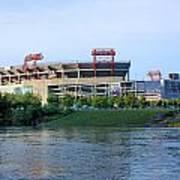 Lp Field Nashville Tennessee Poster