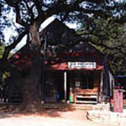 Luckenbach Texas - II Poster