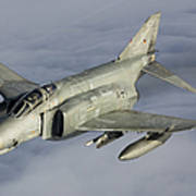 Luftwaffe F-4f Phantom II Poster