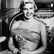 Lullaby Of Broadway, Doris Day, 1951 Poster