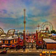 Luna Park-a-rama Poster