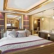 Luxury Bedroom Poster