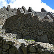 Machu Picchu Peru 12 Poster
