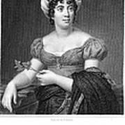 Madame De Sta�l (1766-1817) Poster