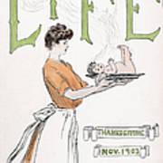 Magazine: Life, 1903 Poster