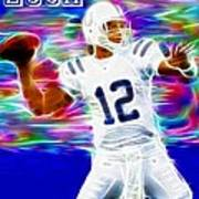 Magical Andrew Luck Poster