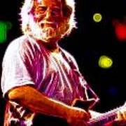Magical Jerry Garcia Poster
